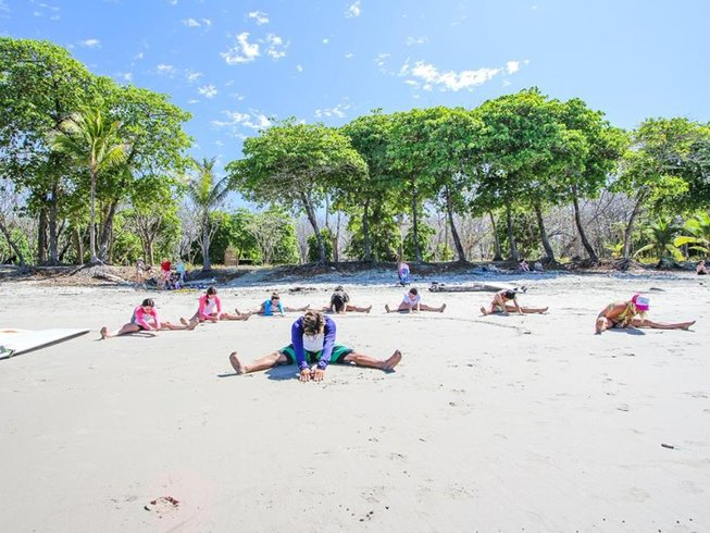 8 Days Women's Surf Camp in Santa Teresa, Costa Rica