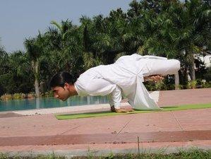 11 jours en stage de yoga, detox et minceur à Rishikesh, Inde