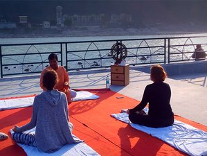 8 Day Meditation and Tour Program Yoga Retreat in India