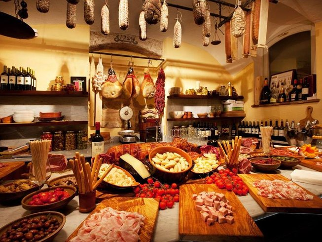 2 Days Divine Wine and Culinary Holiday in Italy