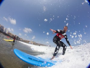 8 Days Bike or Hike and Surf Camp in Canary Islands, Spain