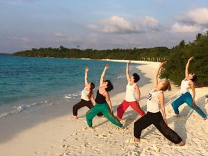 8 Days Yoga Holiday in Maldives