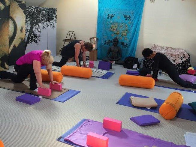 3 jours en stage de yoga et méditation au Pays de Galles, Grande-Bretagne
