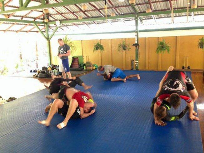 8 Days All Inclusive Brazilian Jiu-Jitsu Camp in Nosara, Costa Rica