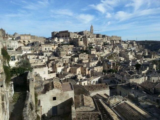 3 Days Italian Cooking Holidays in Matera, Italy