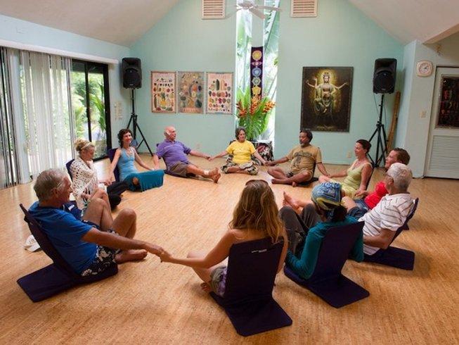 11 Days 100-Hour Sound Healing Training Maui, Hawaii