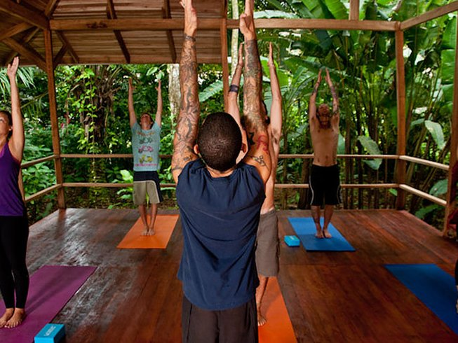 9 Days Luxury Yoga Retreat in Costa Rica