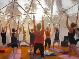 11 Days Elemental Energy Yoga Retreat in Goa, India