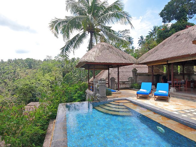4 Days Wellness Spa and Yoga Retreat in Bali