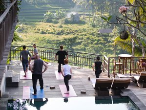 6 Days Shambali Holistic Yoga and Wellness Retreat in Ubud, Bali, Indonesia