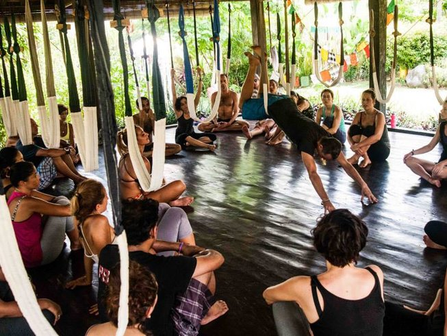 6 Days Personal Restorative Meditation and Yoga Retreat in Deeply Supportive Environment of Bali