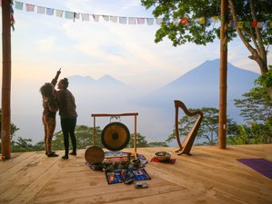 21 Days 200-Hour Earth Medicine Yoga Teacher Training in Lake Atitlan, Guatemala