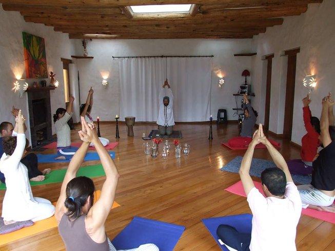 14-Daagse Meditatie en Yoga Retraite in Ecuador
