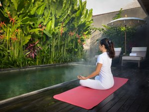 4 Day Purification and Yoga Holiday in Ubud, Bali