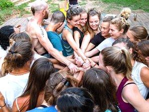 31-Daagse 200-urige Yoga en Meditatie Docentenopleiding in Barcelona