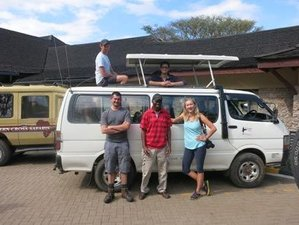 8 Days Wildlife Safari in Kenya