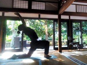 7 Tage Yoga Urlaub in einem Traditionellen Japanischen Haus auf Ishigaki Island, Okinawa