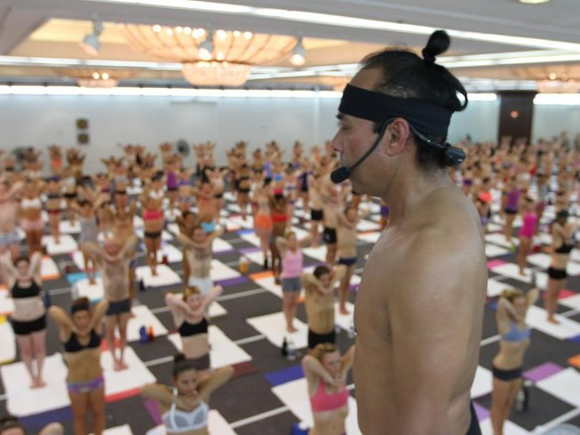 60 Days Bikram YTT in Los Angeles, California
