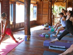 6 Days Caribbean Bliss Beach Meditation and Yoga Retreat in Tulum, Mexico