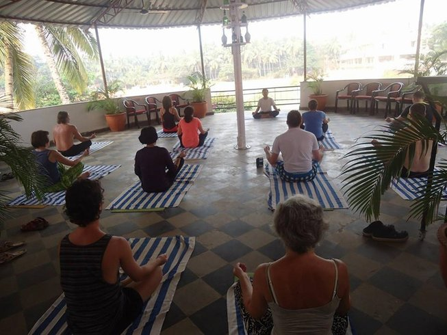 4 Days Personalized Yoga Retreat in India