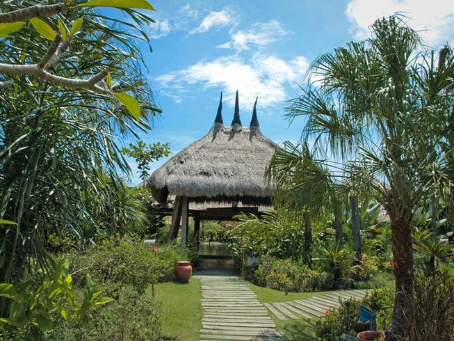 6 Days Rebalancing Yoga Retreat in Bali