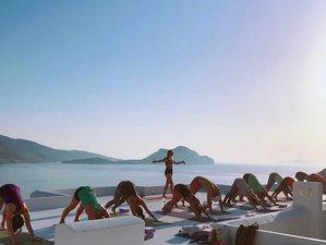 8 Day Transformative Yoga and Meditation Retreat in Kastellas, Kythnos