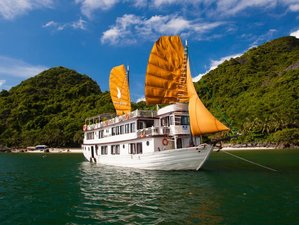 2 Day Cooking Cruise in Ha Long Bay, Quang Ninh