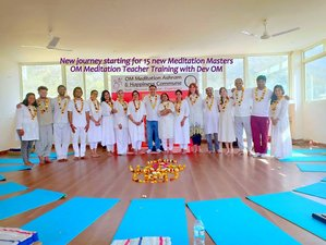 10 Day 100-Hour Mindfulness and Meditation Master Teacher Training Course in Rishikesh