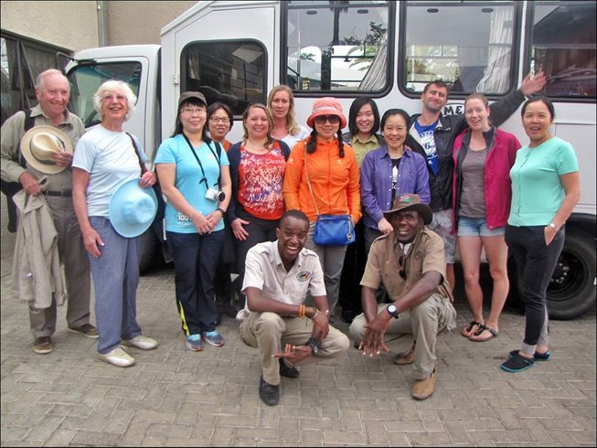 3 Day Etosha Express Safari in Namibia