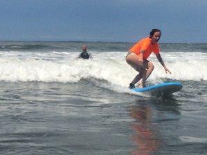 6 Days Refreshing Yoga, Diving, and Surf Camp in Santa Catalina, Panama