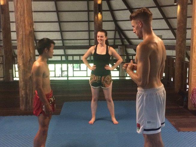 3 Days 2 Nights Local Culture and Muay Thai Training in Thailand