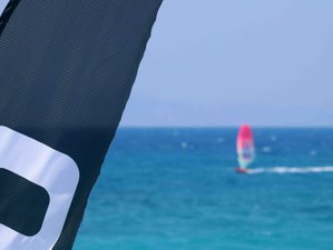 8 Days Windsurfing Camp in Rhodes, Greece