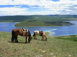 2 Days Captivating Horse Riding Holiday in Gorkhi-Terelj National Park, Mongolia