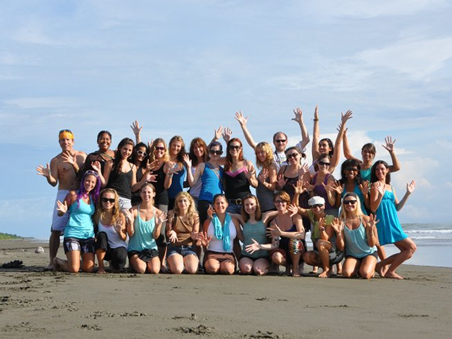 22 Days 200-Hour Yoga Teacher Training in Costa Rica