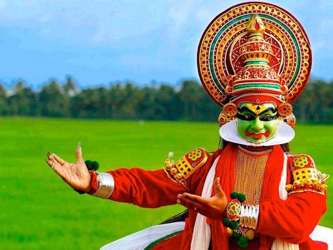 11 días tour de yoga en Kerala, India