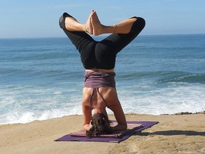 8 Days Adventure and Yoga Holiday in Ericeira, Portugal