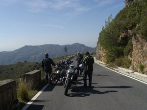 7 Days Grand BMW Motorcycle Tour in Granada, Spain