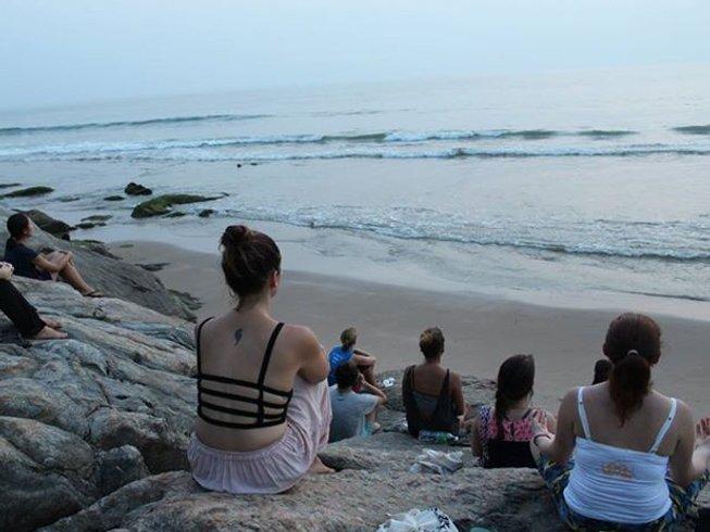 30 Days 300-Hour Certified Ashtanga Yoga Teacher Training in Goa, India