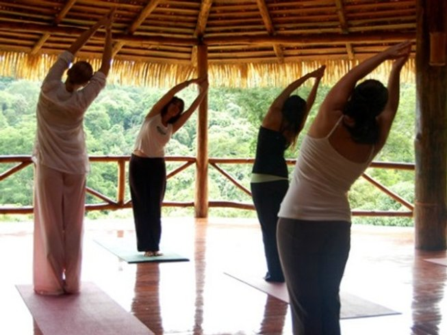 4 Days Shortbreak Wellness and Nature Yoga Retreat in San Pablo, Costa Rica