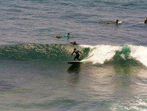 8 Days Fascinating Surfcamp Portugal