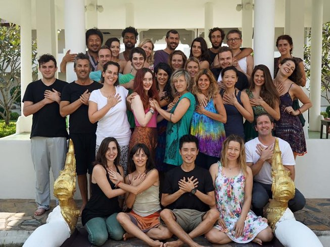 "3 Days ""Revealing Our Life Purpose"" Yoga Retreat in Thailand"