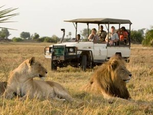 3 Days Camping Safari in Maasai Mara National Reserve, Kenya