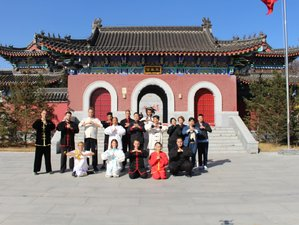 10 Month Study Chinese Traditional Martial Arts, Kungfu, and China Culture in Linyi, Shandong