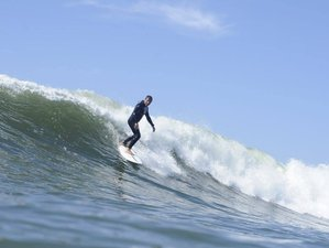8 Days Beginner Surf Camp in Maceda, Portugal