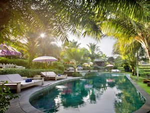 4 Day Inner Journey Spa and Yoga Holiday in Ubud, Bali