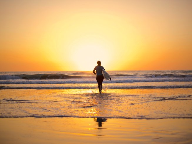 4 Days Morocco Surf and Yoga Vacation