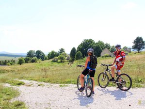 8 Cycling Days in Kupres, Bosnia