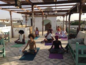 28 Days 200-Hour Shamanic Kemetic Yoga Teacher Training in Luxor, Egypt
