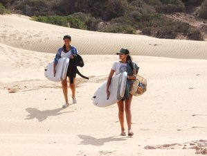 4 Day Authentic Yoga and Surf Camp for Everyone of All Levels in Sidi Kaouki, Essaouira