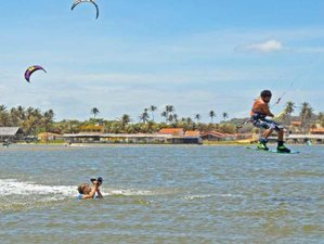 3 Tage Grundlagen Kitesurf Camp in Cumbuco, Ceara, Brasilien